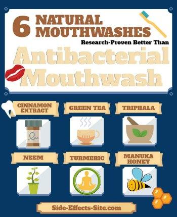6 natural mouthwashes better than chlorhexidine mouthwash