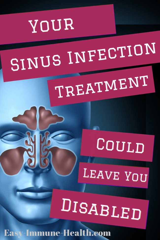 Levaquin Sinus Infection Treatment puts you at risk for Fluoroquinolone Toxicity and Levaquin Side Effects