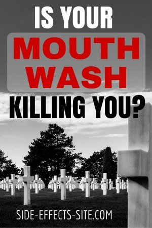 Your antibacterial mouthwash might slowly be killing you. Chlorhexidine mouthwash and others are damaging your heart